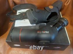 Kowa TSN 553 spotting scope 15-45x55. Phone skope attachment amazing small scope