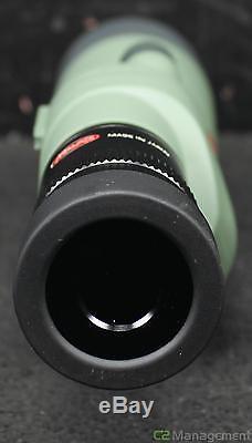 Kowa TSN-602 60mm Spotting Scope with TE-9Z 20-60x Zoom Eyepiece