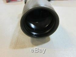 Kowa TSN-663 Spotting Scope With Kowa 20x-60x Wide Eyepiece FREE SHIPPING