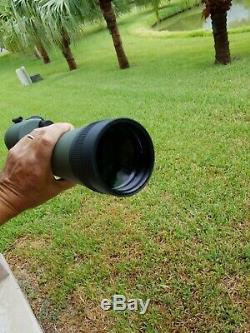 Kowa TSN-821 Spotting Scope with 20-60x Eyepiece, Factory Reconditioned in Japan