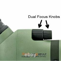 Kowa TSN-883 Angled Spotting Scope and 25-60x Zoom Eyepiece
