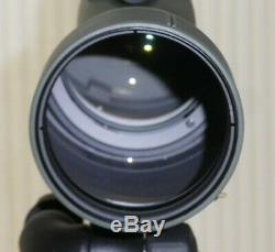 Kowa TSN-883 used 88mm spotting scope with eyepiece, tripod and soft case