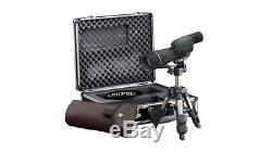 Leupold 15-30x50 Gr Compact Spotting Scope 61090 Brand New No Reserve Auction. 99