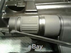 LEUPOLD GOLD RING 12-40 X 60 spotting scope. RAZOR SHARP VIEW