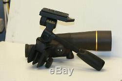 LEUPOLD GOLD RING 15-30 X 50 zoom spotting scope. RAZOR SHARP VIEW