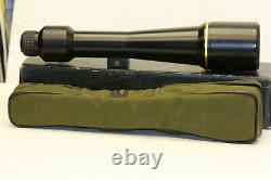 LEUPOLD GOLD RING. 30 X 60 spotting scope. BRIGHT & CLEAR
