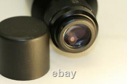 LEUPOLD. Gold ring. 20x60 spotting scope. Bright&clear. Made up in oregon