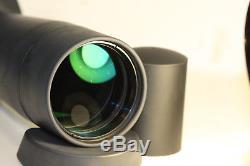 LEUPOLD windriver 15-45 X 60mm ZOOM spotting scope. Birder