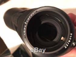 Leica APO Televid 82 Angled Spotting Scope Body with Warranty Card