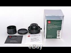 Leica APO Televid 82 with Extender 1.8 and Polarized Circular Filter
