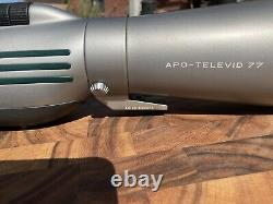 Leica Leupold spotting scope APO Televid 77mm
