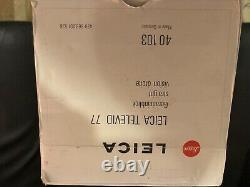 Leica Televid 77 20-60X