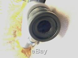Leica Televid 77 angled spotting scope with B20-60x zoom eyepiece