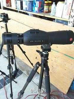 Leica apo televid 65mm Spotting Scope With 25x-60