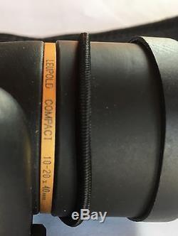 Leupold 10-20x40mm Compact Spotting Scope Binoculars Leupold Guarantee Is Best