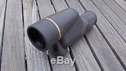 Leupold 10x20x 40mm gold ring compact spotting scope
