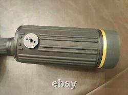 Leupold 12-40x60mm Spotting Scope Gold Ring REFURBISHED BY FACTORY with caps