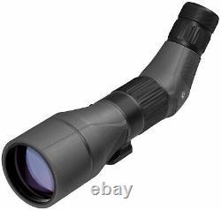 Leupold 175911 SX-5 Santiam HD 27-55x80mm Angled Spotting Scope Shadow Gray
