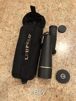 Leupold Compact Spotting Scope 15-30x50mm excellent lightweight