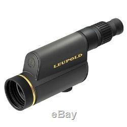 Leupold GR 12-40x60mm HD Straight Spotting Scope witheyepiece Shadow Gray 120372