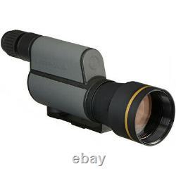 Leupold GR 20-60x80mm Straight Spotting Scope with eyepiece Shadow Gray 120376