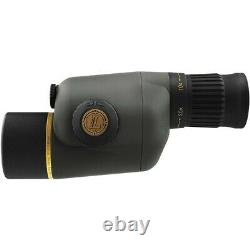 Leupold GR Gold Ring Series 10-20x40mm Compact Spotting Scope, Shadow Gray