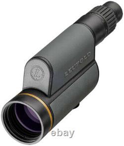 Leupold GR Gold Ring Series 12-40x60mm HD Spotting Scope, Impact Reticle