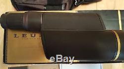 Leupold Gold Ring 12-40X60 HD spotting scope New-display model