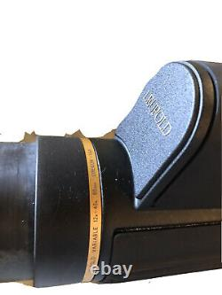 Leupold Gold Ring 12-40x60mm Spotting Scope KIT
