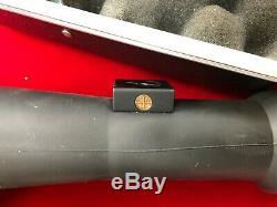 Leupold Gold Ring 30x60mm Spotting Scope High Grade Oregon USA Warranty Hunting