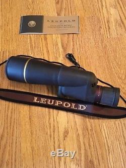 Leupold Gold Ring Spotting Scope 15-30 X50MM