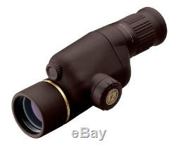 Leupold Golden Ring 10-20x40mm Compact Spotting Scope, Shadow Gray 120374