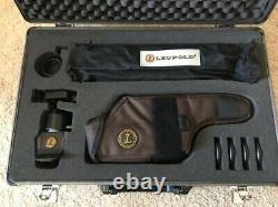 Leupold Golden Ring 12-40×60 HD Spotting Scope Kit
