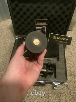 Leupold Golden Ring 15-30x50 Compact Spotting Scope Tripod Case Cleaning Kit Wow