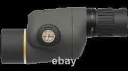 Leupold Golden Ring Compact Spotting Scope 10-20x 40mm Straight Shadow Gray