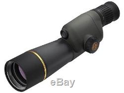 Leupold Golden Ring Compact Spotting Scope 15-30x 50mm Shadow Gray 120375