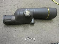 Leupold Golden Ring Compact spotting scope (15 30x50 mm) GREAT SHAPE