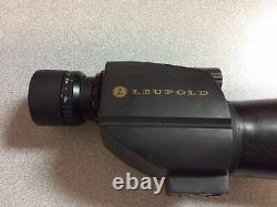 Leupold Green Ring Wind River Sequoia 60mm Spotting Scope LS30649