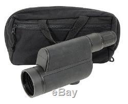 Leupold Mark-4 12-40x60 Spotting Scope Duplex Mil-Dot Gen 2 Demo 67180