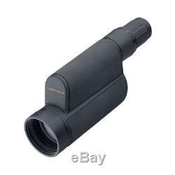 Leupold Mark 4 12-40x60 Spotting Scope, Mil-Dot Reticle, Matte Black 53756