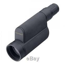 Leupold Mark 4 12-40x60 Tactical Spotting Scope TMR Reticle Matte Black 60040
