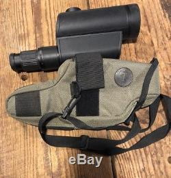 Leupold Mark 4 12-40x60mm Mil Dot Spotting Scope EXCELLENT CONDITION FREE SHIP