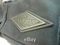Leupold Mark 4 12-40x60mm Mil Dot Spotting Scope MARK 4 Used