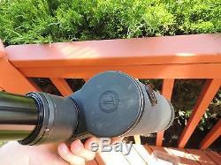 Leupold Mark 4 12-40x60mm Spotting Scope-FFP MilDot Ranging compact hd gold ring