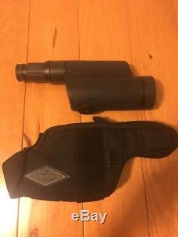 Leupold Mark 4 12-40x60mm Spotting scope-Mil Dot Reticle
