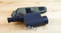 Leupold Mark 4 12-40x60mm TMR Spotting Scope Nice