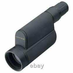 Leupold Mark 4 12-40x60mm TMR Straight Spotting Scope witheyepiece Blk 60040