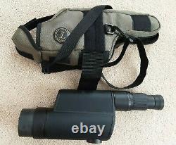 Leupold Mark 4 MK4 Tactical M151 Spotting Scope 12-40x 60mm TMR Reticle
