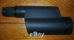 Leupold Mark 4 Tactical Spotting Scope 12-40x 60mm First Focal TMR 60040