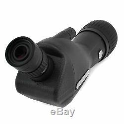 Leupold SX-1 Ventana 2 15-45x60mm Angled Kit Gray/Black 170758 Spotting Scope